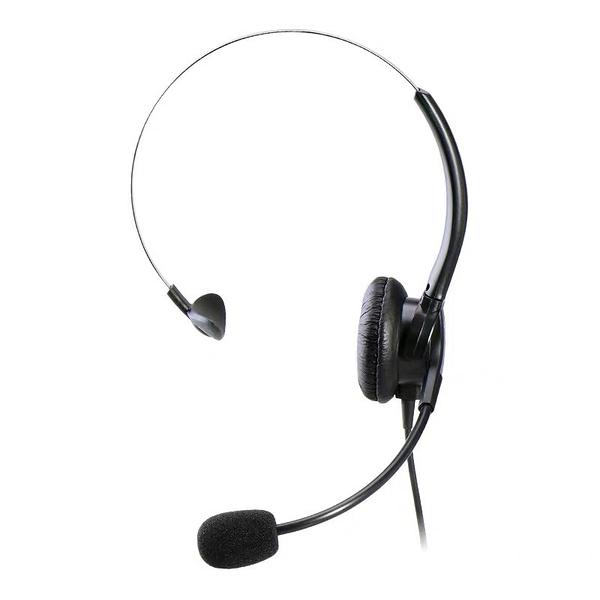 780元行銷電話機專用頭戴式耳機麥克風 東訊 DX9910E雙向通話清晰響亮 雙北當日快遞到貨