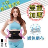 【Body Action洛克馬】Perfect Belt 六秒爆汗腰塑帶 (黑單件 S號)