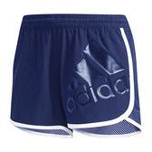 Adidas Athletics 女 藍 短褲 運動短褲 慢跑褲 路跑 排汗 透氣 愛迪達短褲 CX5195