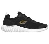 Skechers BOUNDER [232005BKGD] 男鞋 運動 休閒 慢跑 避震 緩衝 透氣 舒適 穩定 黑
