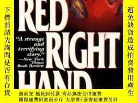 二手書博民逛書店The罕見Red Right Hand-紅色右手Y436638 Joel Townsley Rogers Ca