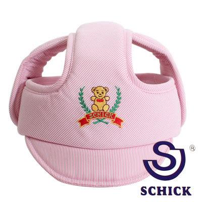 里和Riho SCHICK輕柔嬰幼兒安全防撞防護帽/學步帽(柔粉) 適用於6~20個月 台灣製造