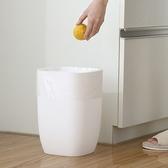 ◄ 家 ►【A026 】簡約單層垃圾桶 家用無蓋客廳衛生間臥室廚房大號辦公室紙簍