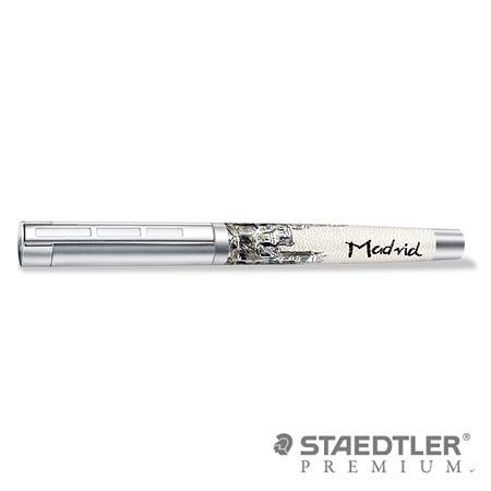 (缺貨中)施德樓 PREMIUM Corium Urbes 城市系列鋼筆 - 馬德里 9PU106 F尖 / 支