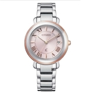 CITIZEN 星辰 光動能廣告錶款 EO1204-51W XC系列女錶