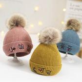 毛帽嬰兒帽寶寶毛線帽子秋冬季嬰幼兒小姐姐小哥哥兒童女童潮6嬰兒12-18個月