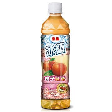 泰山冰鎮芒果紅茶535ml-4瓶【免運費】【合迷雅好物超級商城】