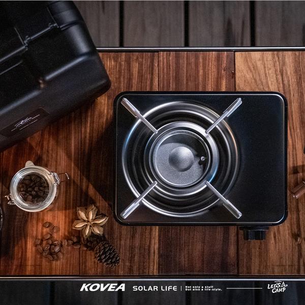 KOVEA X-On迷你爐(附專用硬盒) .迷你瓦斯爐 韓國卡式爐 極簡迷你爐 CUBE爐四代 露營野餐休閒爐
