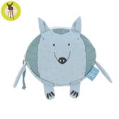 【新品上市送收納盒】德國Lassig-幼童迷你動物造型隨身包-穿山甲