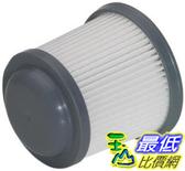 [104美國直購] Black & Decker PVF110 Filter (PHV1810/PHV1210專用) 手持式吸塵器 替換濾網