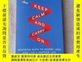二手書博民逛書店How罕見to Keep Calm and Carry On:
