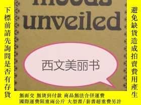 二手書博民逛書店【罕見】1971年版《伊芙的心緒》Eve s Moods Unv