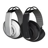 凱傑樂器 舒伯樂 Superlux HD681 EVO 半封閉式 耳罩式耳機 黑/白
