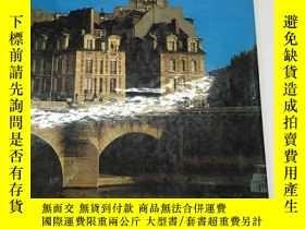 二手書博民逛書店PARIS罕見MONUMENTAL(精裝法文原版如圖)大量歷史插