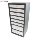 【特價】超聯捷 灰色 8層木製飾品收納櫃收納盒 限量設計師精品 DJB451-12