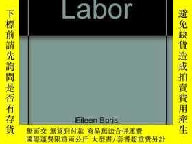 二手書博民逛書店Art罕見and Labor: Ruskin, Morris,