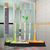 衛生間刮水拖把掃水地板多功能掃頭發不粘頭發的神器單個魔法掃把DI