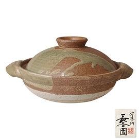 【日本長谷園伊賀燒】日式伊賀釉料理陶鍋