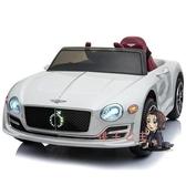 兒童電動車 四輪四驅汽車男女小孩帶遙控玩具車可坐人寶寶童車T 3色