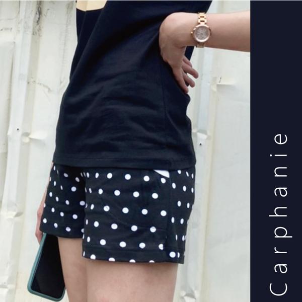 Carphanie卡芬妮 100%棉親膚透氣可愛米妮褲-2色