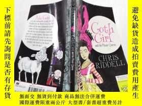二手書博民逛書店Goth罕見Girl and the Pirate Queen :哥特女孩和海盜女王Y212829