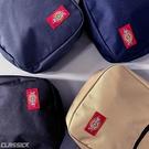 【現貨秒寄】DICKIES 小包 方形 腰包 logo 方包 三色 素面 防潑水 側背 腰包 深藍 黑 卡其 鐵灰