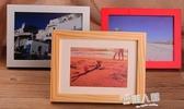 相框 實木相框掛墻擺台創意木質畫框照片相架 9號潮人館