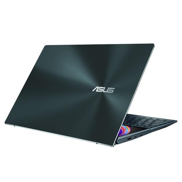 ASUS UX482EA-0021A1165G7 蒼宇藍 (i7-1165G7/16GB/1TB SSD/14FHD觸控)