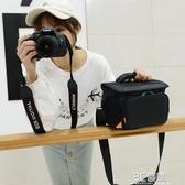 索尼微單相機包單肩a6300/a6400/a5000/a7m3/A9單反 攝像機包 聖誕節全館免運