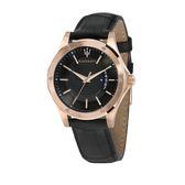 【Maserati 瑪莎拉蒂】/設計皮帶錶(男錶 女錶)/R8851127001/台灣總代理原廠公司貨兩年保固