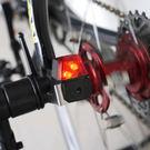 Xbat-D 自行車LED自發電後警示燈...