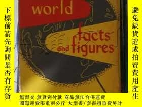 二手書博民逛書店World罕見facts and figures. ---[ID
