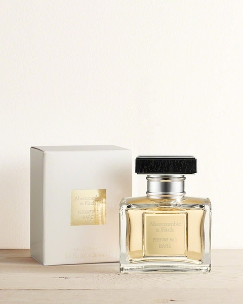 AF Abercrombie & Fitch A&F A & F 香水 AF Perfume NO.1 BARE