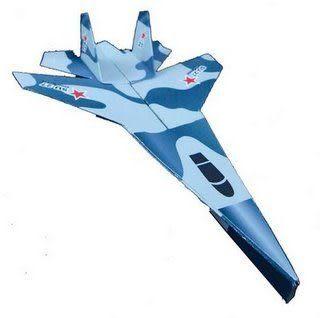 ★野餐必備~29架紙飛機一次帶回家★噴射飛機 - 蘇愷/ F16/ 747 /隱藏版