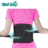 WELL-DAY 晶晏 滑輪護腰帶 護下背 護具 軀幹裝具 WD-S227 台灣製