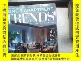 二手書博民逛書店SOUTHEAST罕見ASIA HOME & APARTMENT TRENDS VOUME 30 東南亞家居與公寓