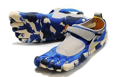 vibram攀岩鞋  潮流鞋五趾登山鞋【藍星居家】