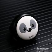 汽車方向盤助力球軸承式韓國輔助轉向器省力可折疊通用迷你型 可可鞋櫃
