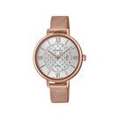 .錶殼 / 錶圈材質:不鏽鋼  .可調式錶釦 .不鏽鋼錶帶 .礦物玻璃