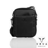 【VOVA】羅馬系列直式斜背包-小(簡約黑)VA115S05BK