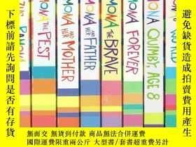 二手書博民逛書店英文原版小說罕見The Complete Ramona Collection 雷夢拉系列Y21066 不祥 不