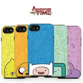 Adventure Time 探險活寶 硬殼 手機殼│S7 Edge S8 S9 S10 Note5 Note8 Note9│z8188