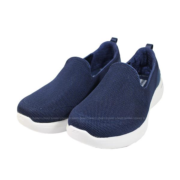 (C6) SKECHERS GO WALK STABILITY FIT 女 運動健走鞋 124600WNVY 深藍 [陽光樂活]