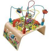 【美國ALEX】1996Z  忙碌寶寶遊戲桌 /組