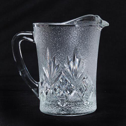 【九元生活百貨】390花紋公杯 公杯 玻璃杯
