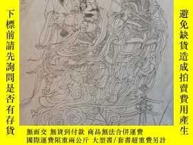 二手書博民逛書店罕見《八十七神仙卷》1961年朵雲軒木板水印1套8張全Y2517