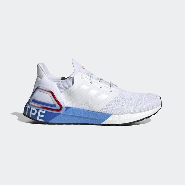 Adidas Ultraboost 20 City Pack Hype [FX7816] 男女鞋 慢跑 穿搭 愛迪達 白