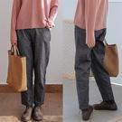 好版型的直筒長九分休閒褲/設計家 K91012