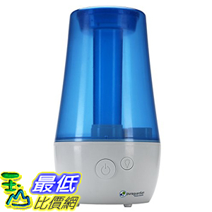 [美國直購] PureGuardian H965 70-Hour Ultrasonic Cool Mist Humidifier, Table Top, 1-Gallon 超聲波加濕器