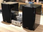 (展示品出清) LA audio M-1 + A-502 桌上型真空管音響組
